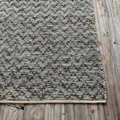 Rugs - Jazz 1700 Reversible Area Rug - Tan/Grey