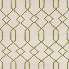 Rugs - Lima 25714 Rug - White/Green
