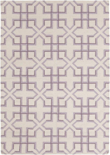 Lima 25741 Rug - White/Purple/Lavendar