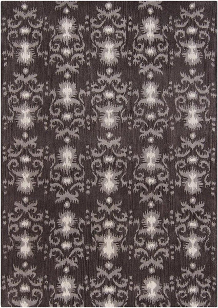 Rugs - Lina 32002 Rug - Brown/Grey/Ivory