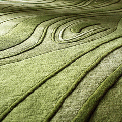 Rugs - Madera In Grass Hand-Tufted Wool Rug
