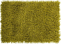 Montaro 2040 Thick Shag Area Rug - Green