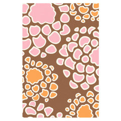 Rugs - Mum In Blush & Sunshine Hand-Tufted Wool Rug