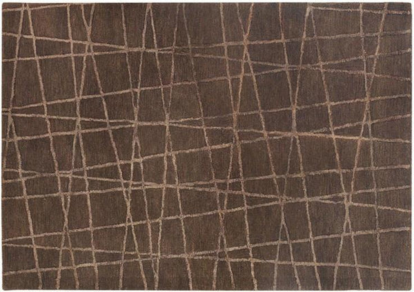Oslo 3190 Rug - Brown/Light Brown
