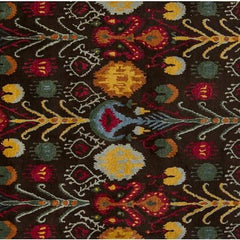 Rugs - Rupec 39609 Rug - Brown/Blue/Red/Yellow/Green/Orange