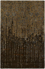 Rugs - Rupec 39624 Rug - Brown/Blue