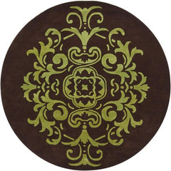 Rugs - Venetian 6003 Rug - Brown/Green