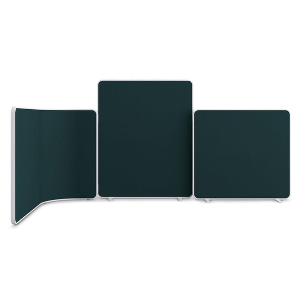 Screen Panel Left L-Shape Room Divider