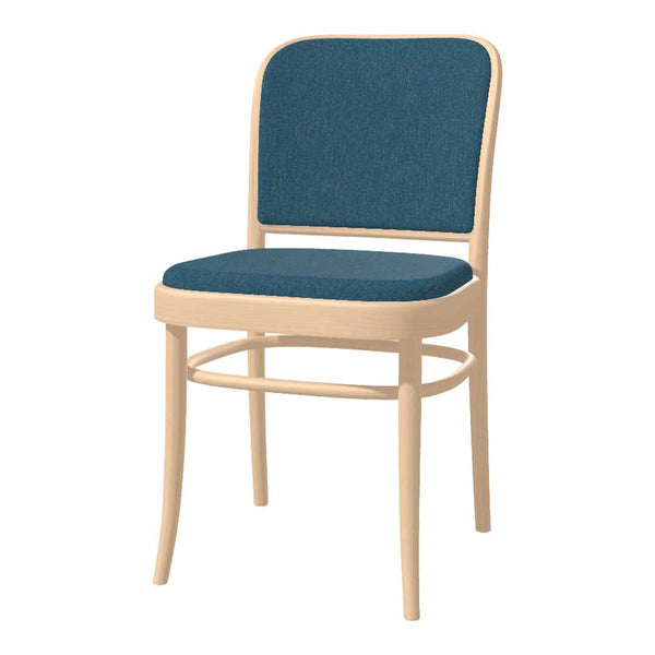 Chair 811 - Seat & Back Upholstered - Beech Frame