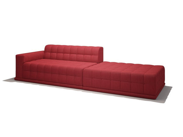 Sectional Sofas - Bump Bump One Arm Sectional