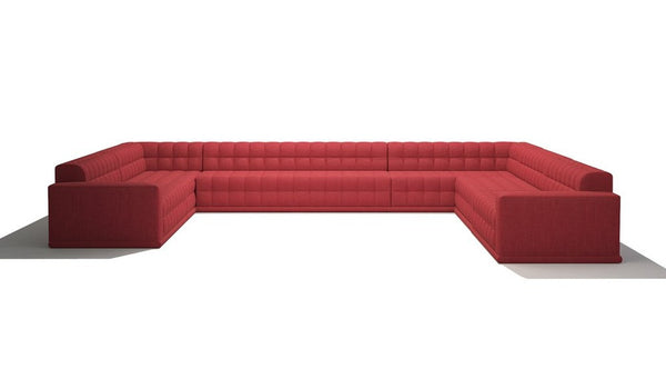 Sectional Sofas - Bump Bump U Shaped Sectional