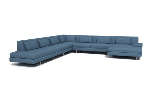 Sectional Sofas - Hamlin Corner Sectional Sofa With Bumper