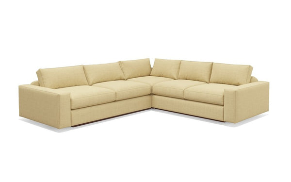 Sectional Sofas - Jackson 104x114inch Corner Sectional
