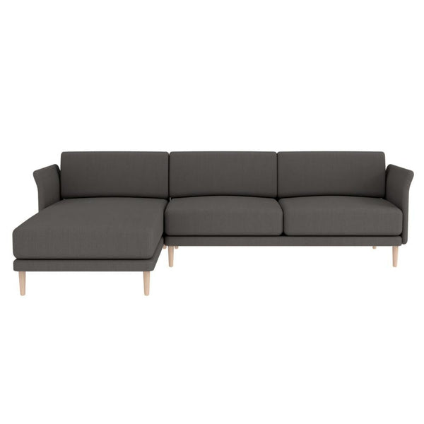 Case Theo 2-Seater Sofa w/ Left Corner Unit by Matthew Hilton ...