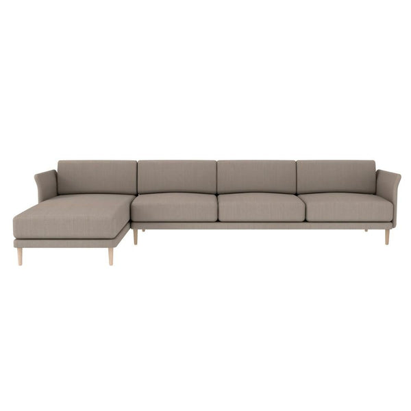 Case Theo 3-Seater Sofa w/ Left Corner Unit | Design Public