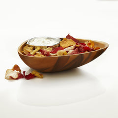Serving Bowls - Oceana Clam Chip & Dip