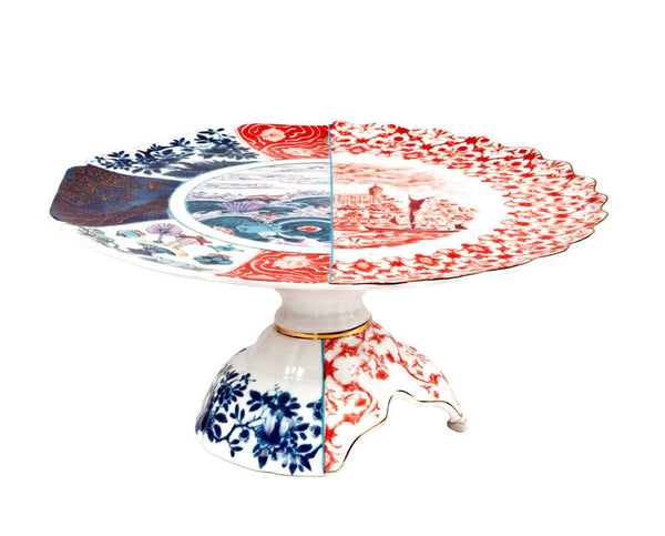Serving Platters & Trays - Hybrid - Moriana Porcelain Cake-Stand