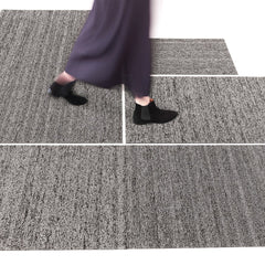 Heathered Shag Floormat