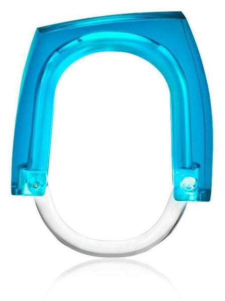 Kontextr Neon Squared Curtain Rings