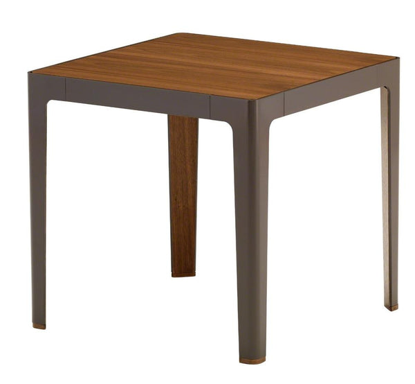 CG_1 High Square Wood Frame Table