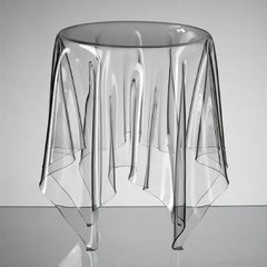 Illusion Side Table - Clear