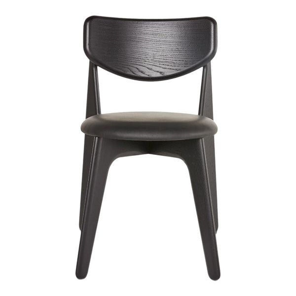 Slab Side Dining Chair - Upholstered