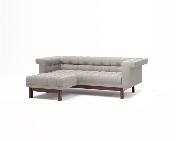 Sofas - George 86inch Apartment Sofa