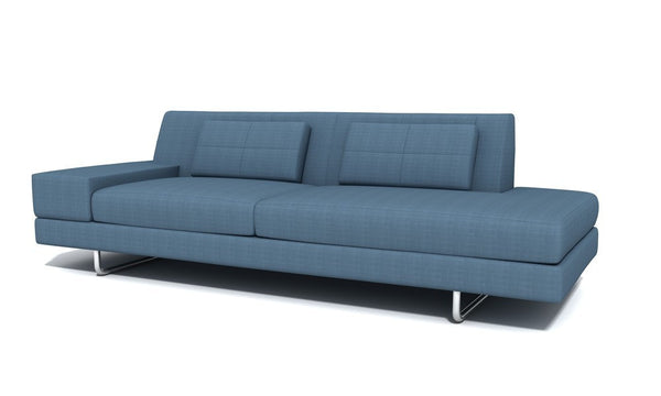 Sofas - Hamlin One Arm Sofa With Chaise