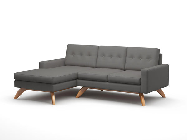 Sofas - Luna 90inch Sofa With Chaise