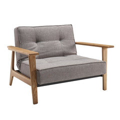 Splitback Chair with Frej Arms