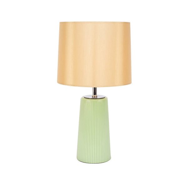 Martha Table Lamp with Apple Glass Base