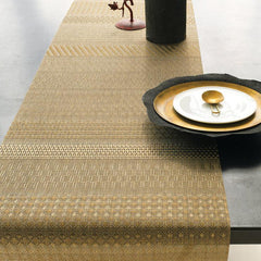 Table Linens - Mixed Weave Luxe Runner