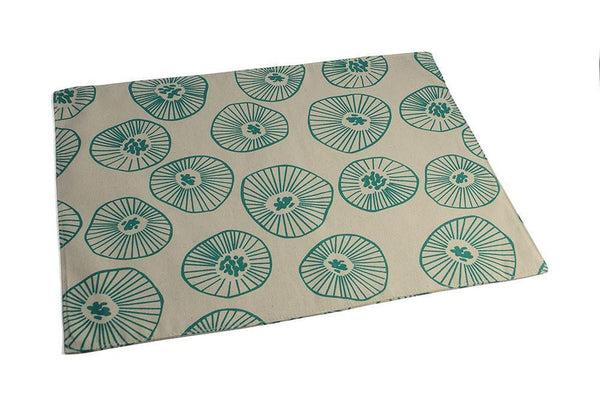 Table Linens - Moira Placemats - Set Of 4