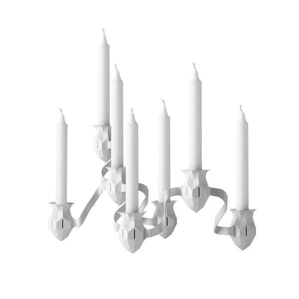Muuto The More the Merrier Candlestick  -White