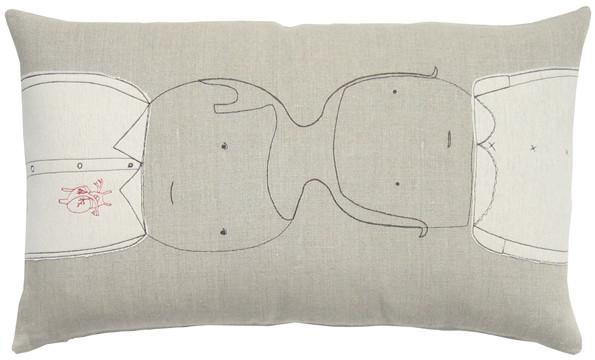 Conjoined Pillow