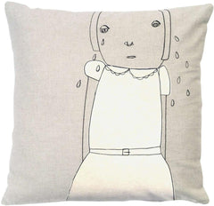 Throw Pillows - Crying Pillow