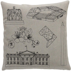 Throw Pillows - DC Pillow