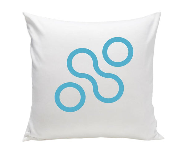 Spot On Square Join Organic Pillow