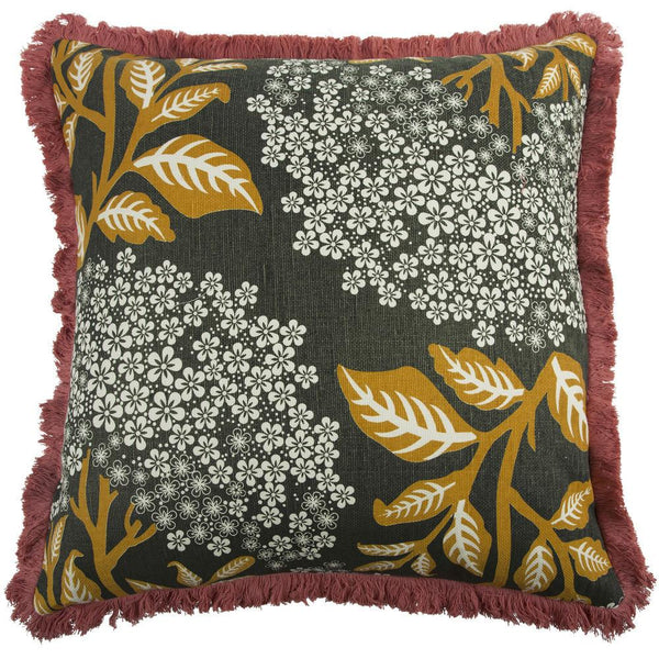 Throw Pillows - Thomaspaul Bloomsbury Sprig Pillow