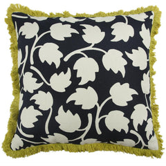 Throw Pillows - Thomaspaul Bloomsbury Vines Pillow