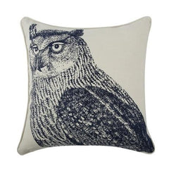 Throw Pillows - Thomaspaul Owl Pillow