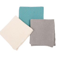 Towels - Wash Cloth (Set Of 3)