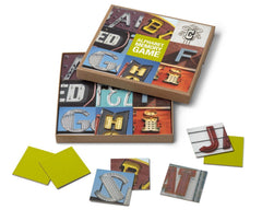 Toys & Games - A-Z Alphabet Memory Game