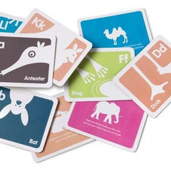 Toys & Games - A-Z Animal Flashcards