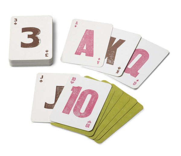 Toys & Games - Playing Card Set
