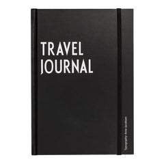 AJ Vintage ABC Travel Journal