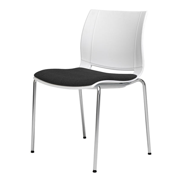 Uni_Verso 2000 Side Chair - Seat Upholstered