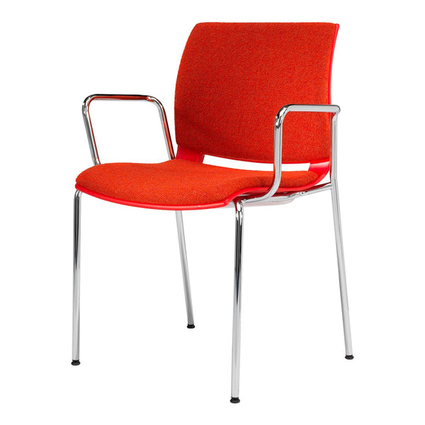 Uni_Verso 2000 Armchair - Seat & Back Upholstered