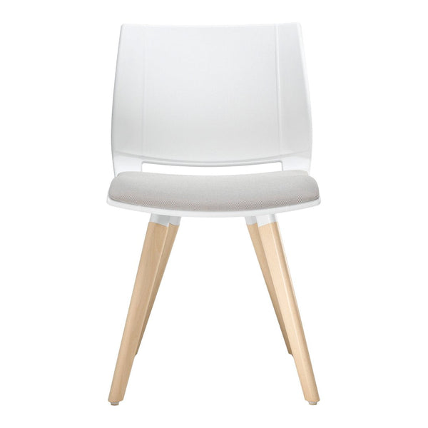 Uni_Verso 2080 Side Chair - Seat Upholstered