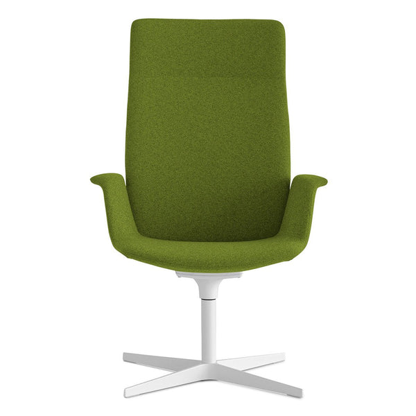 Uno Lounge Chair - Cross Base